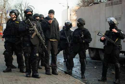 Убийцы небесной сотни теперь служат новой власти: На Закарпатье заметили Сергея Асавелюка