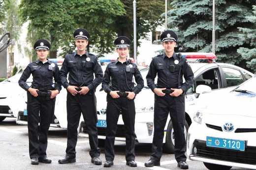 Аваков официально представил форму новой полиции