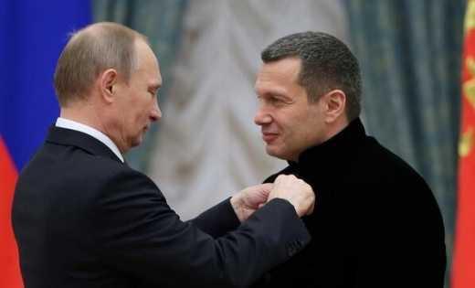 «Это ж@опа, России конец»: кремлевский пропагандист Соловьев высказал свое настоящее мнение о санкциях АУДИО