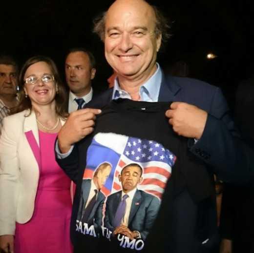 Вот и первый французик поплатился за Крым