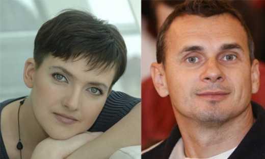 Что задумал Путин: адвокат полагает, что Савченко и Сенцов оказались в одном СИЗО