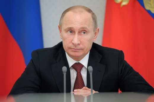 Путин хочет убедить запад, что никакой Украины не существует
