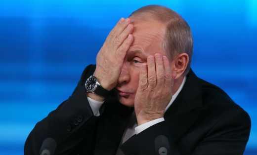 На Украине Путин только тренировался, главная цель президента РФ уничтожение ЕС, а затем и НАТО