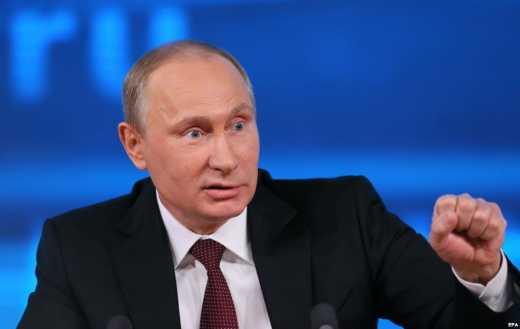 Через 15 дней Путину наступит кирдык
