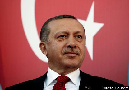 Первыми на Луне высадились турки в 17 веке, – президент Турции Эрдоган