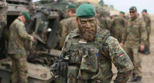 Германия направит свои войска в Украину