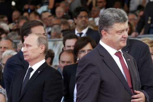 Президент Украины Петр Порошенко перестал обращать внимание на то, что думает Путин, – политолог