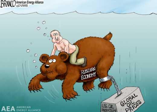 Триллионный дефицит бюджета России — санкции не страшны