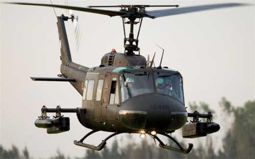 США могут предоставить Украине вертолеты BELL UH-1 «Ирокез» в демилитаризованном варианте, – соц. сети