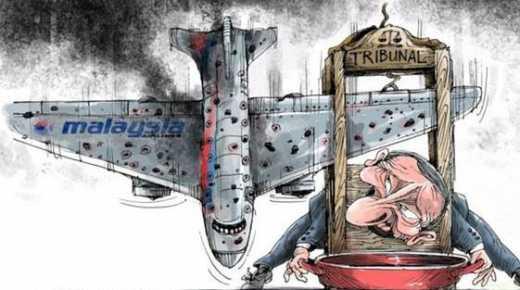"""Почему Путин панически боится трибунала по """"Боингу"""" – да потому, что это его конец – блог"""