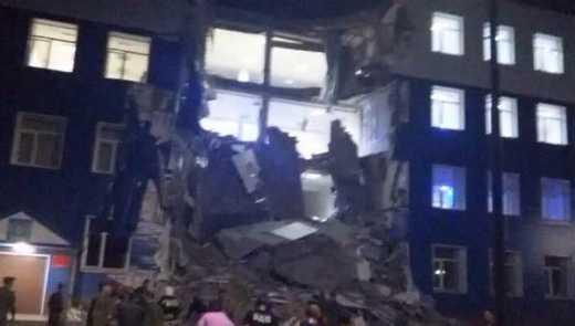 В результате обвала учебного центра ВДВ в Омской области, погибло 22 солдата