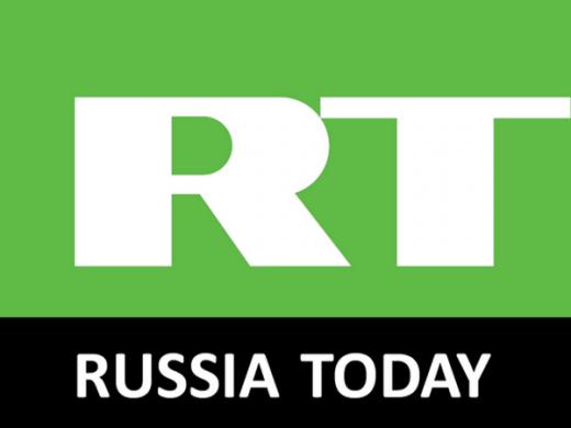 """Счета пропагандистского """"Россия сегодня"""" заблокированы"""
