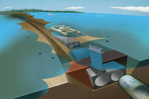 Не мостом единым: В Крыму заявили, что под Керченским заливом построят тоннель