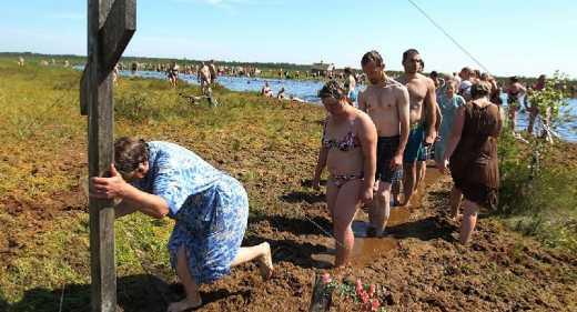 В России очередное дно: Праздник смерти князя Владимира отметят крестным ходом с гуслями
