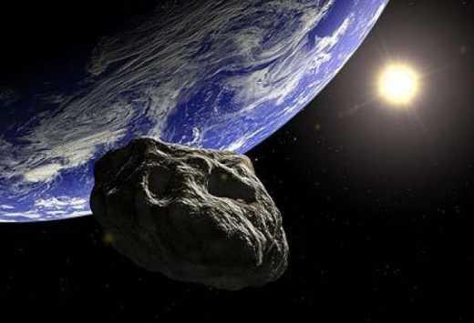 Возле земли пролетел драгоценный астероид стоимостью в $5 триллионов