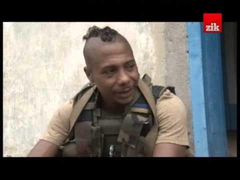 Боец НАТО: История темнокожего украинца, который защищает родину ВИДЕО