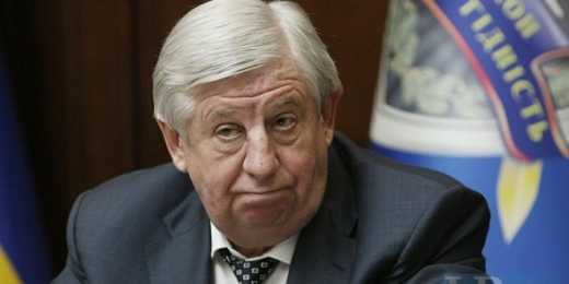Из-за моей позиции в борьбе с коррупцией, меня хотят уничтожить, — Генпрокурор Шокин