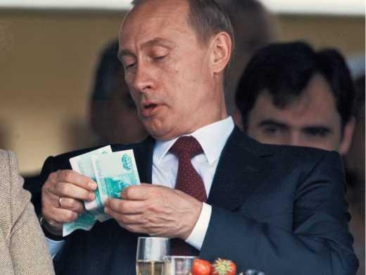 Действия Путина на протяжении последних 15 месяцев будут стоить РФ как минимум $900 миллиардов