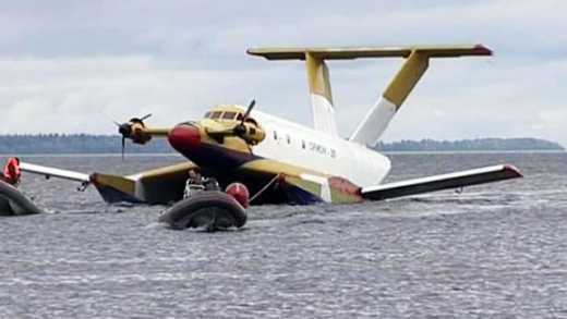 Возможно время запретить авиацию? В РФ разбился очередной самолет