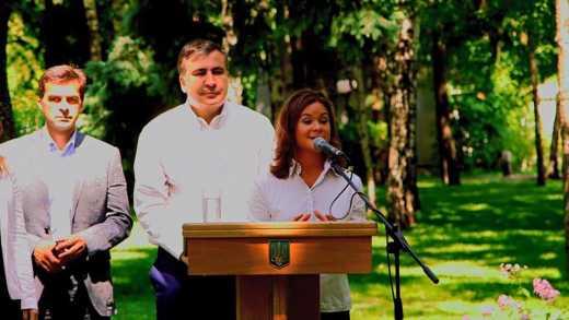 Мария Гайдар как психотропное оружие Саакашвили?