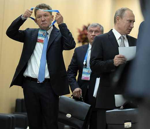 «Газпром — по пути на дно…» — злой Одессит