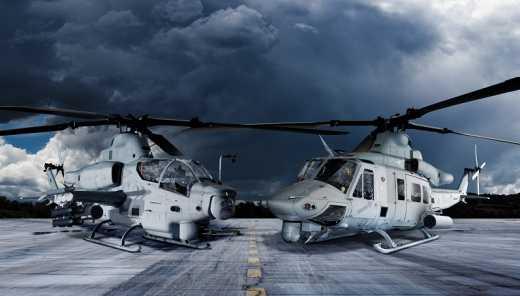 """В ближайшее время в украинском небе появятся легендарные вертолеты """"Ирокез"""""""