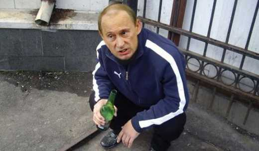Россия – гопник с ржавыми ракетами
