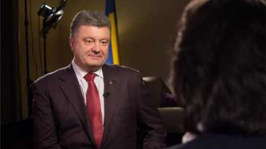 Разведка говорит о возможном вторжении в Украину — Порошенко
