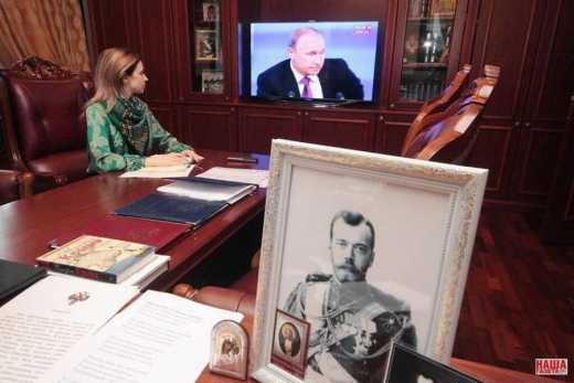 Гигант юридической мысли: Интернет взорвало заявление Натальи Поклонской о нелегитимности отречения Николая II