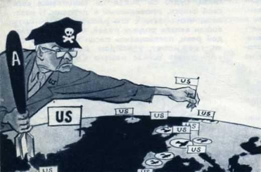 В европейскую политику возвращается милитаристский приоритет
