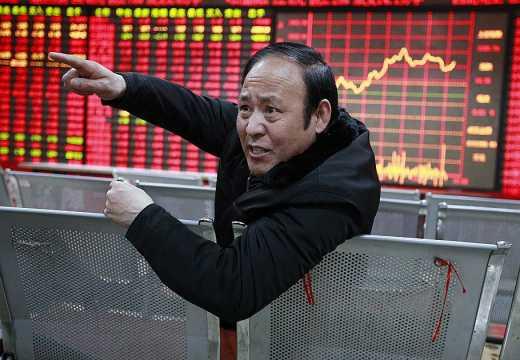 Китай продолжил падение в бездну