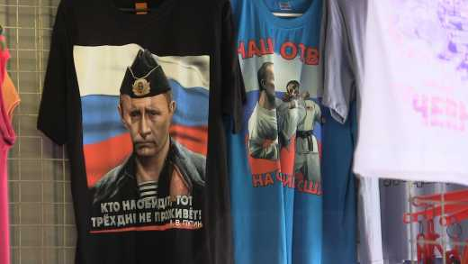 Крымский предприниматель красиво стебет русский мир (видео)