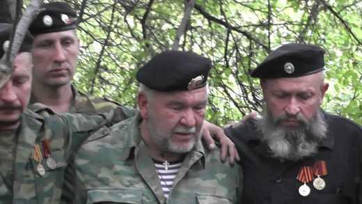 Настоящие ДНРовцы: Вызвали на танковый поединок, а в конце концов попросили украинского сала ВИДЕО