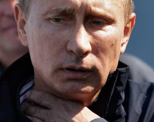 Путина лихорадит… Названивает в Нидерланды как чумной!