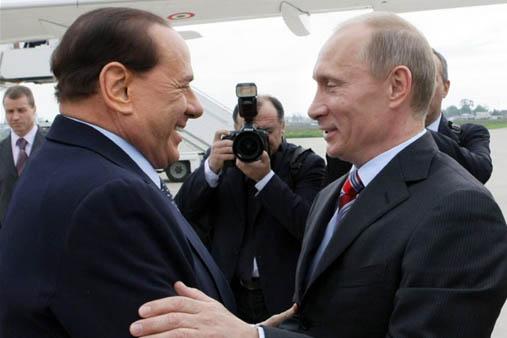 Ну что Вова ты следующий: Другу Путина Берлускони дали три года тюрмы