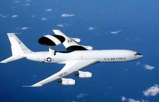 Украина и США будут совместно шпионить в небе России!