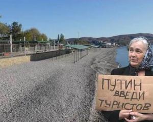Крым умирает! Улицы пустые, по городу ходят исключительно пенсионеры и бомжи, – жительница Севастополя ВИДЕО