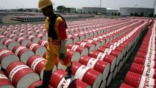 Цена нефти в 2016 году снизится на 20% по отношению к нынешним ценам, — эксперты