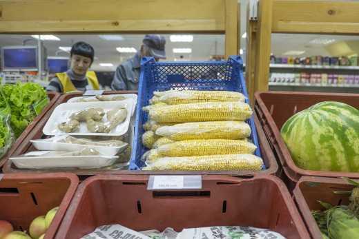 Россиян стали кормить жратвой для крупного рогатого скота (фото)