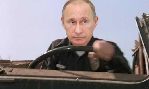 Было бы просто Путин бы лично сел за руль грузовика и развез санкционные продукты тем,кто нуждается, — россиянин