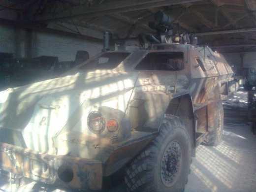 БПМ-97 продолжают гореть – уничтожен 4-й эксклюзивный российский бронеавтомобиль! (фото)