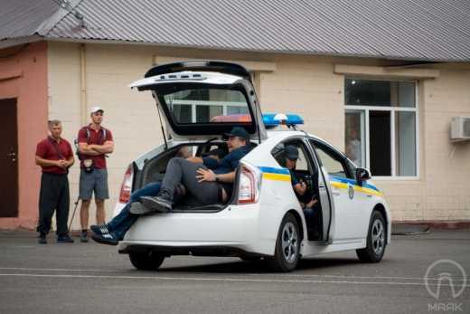 Как в Одессе эвакуировали Саакашвили… в багажнике! (фото)