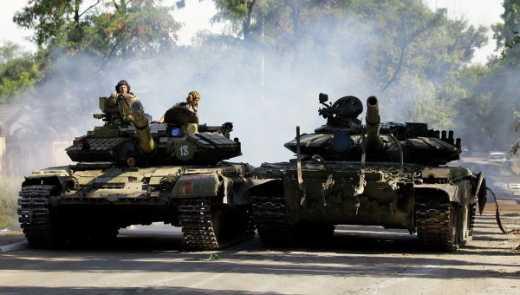 «Попались»: военную технику боевиков «ДНР»  охраняют десантники из Оренбурга — ОБСЕ