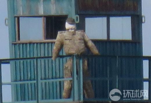 Дупа у русских не защищена: границу с Китаем охраняют чучела (фото)