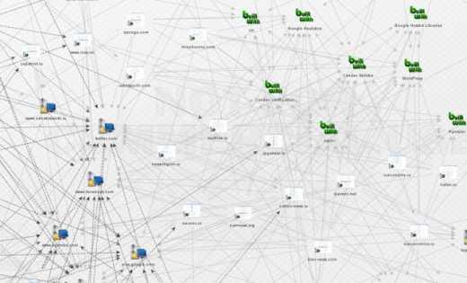Google раскрыл кремлевскую сеть сайтов (фоторепортаж)