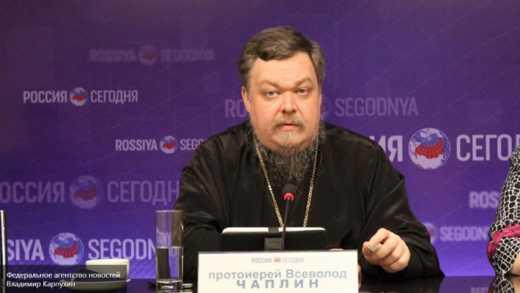 РПЦ : кормить санкционной отравой нельзя даже нуждающихся