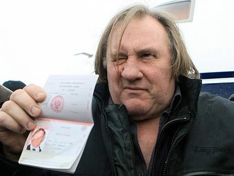 Депардье говорил о Путине только матом, пока не получил гражданства РФ, — Ющенко