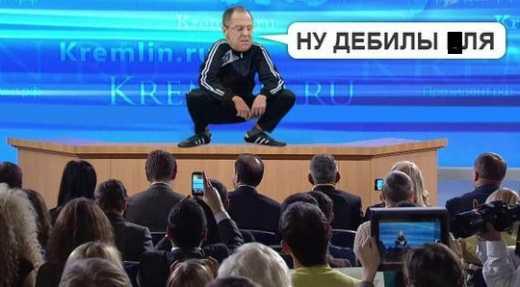 «В России дебилом быть почетно, Путин тоже дебил»: блогер дал совет Лаврову, как выбраться из трудной ситуации с арабами