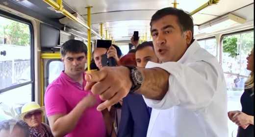 Саакашвили наконец-то понял, с какими проходимцами связался: в правительстве – шулеры!