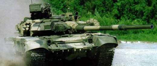 СМИ: в Изварино российский танк расстрелял боевиков, пытавшихся пересечь границу